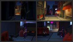 Cyberpink: Tactics screenshot 4