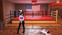 Ultimate Fighters 3 : New Era screenshot 1