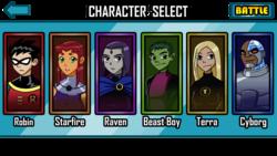 Titans Trainer screenshot 1