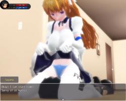 Sim GD - Foot service for sister screenshot 13