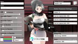 Oneshota Swordplay ACT: Hagokoro screenshot 5