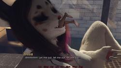 Voronica Cleans House: a Vore Adventure screenshot 7