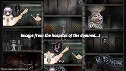 SILENCE OF THE DAMNED screenshot 1