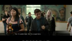 Spider-Man: Behind The Mask screenshot 0