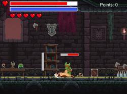 Run Away From Monsters screenshot 1