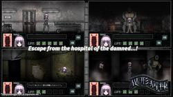 SILENCE OF THE DAMNED screenshot 2