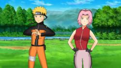 Naruto Shippuden Reverse World screenshot 6