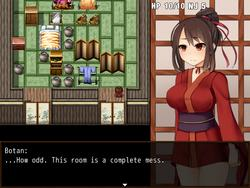 Kunoichi Botan screenshot 1