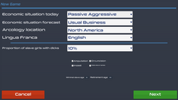 Neo Free Cities screenshot 1
