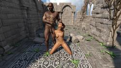 Valiant Warrior Astrid screenshot 4