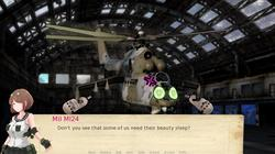 Attack Helicopter Dating Simulator screenshot 5